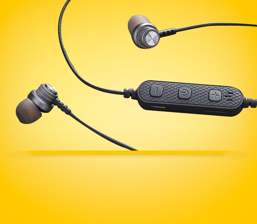 Наушники Bluetooth BRUM BM.AZ-32C