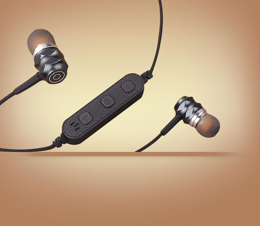 Наушники Bluetooth BRUM BM.AZ-32A