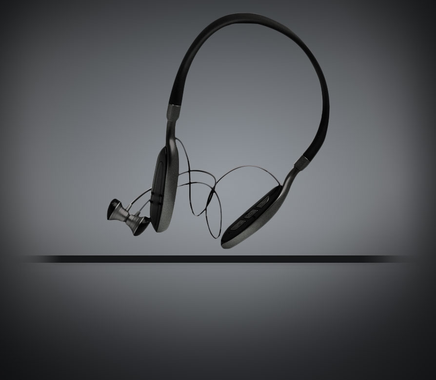 Bluetooth наушники BRUM