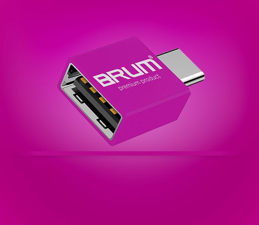 Переходник BRUM P001