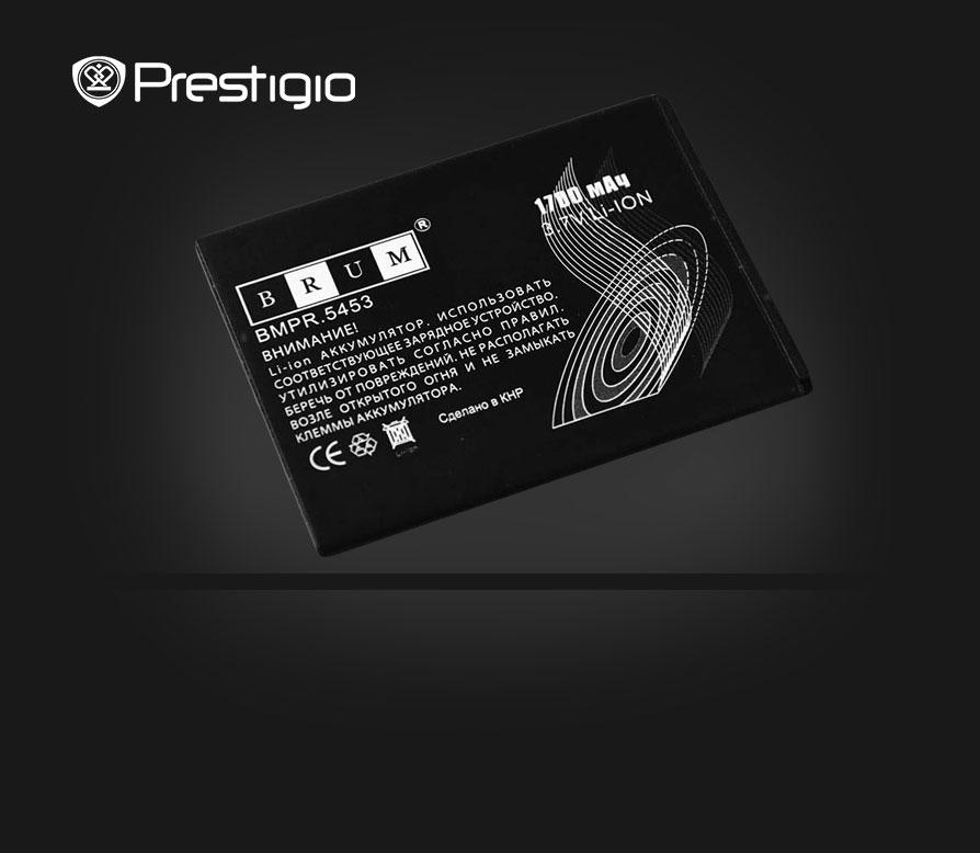 Аккумуляторы для Prestigio