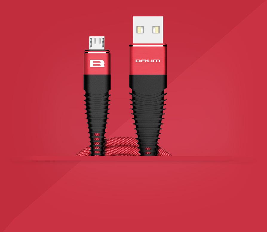 USB кабель BRUM Flexible U017