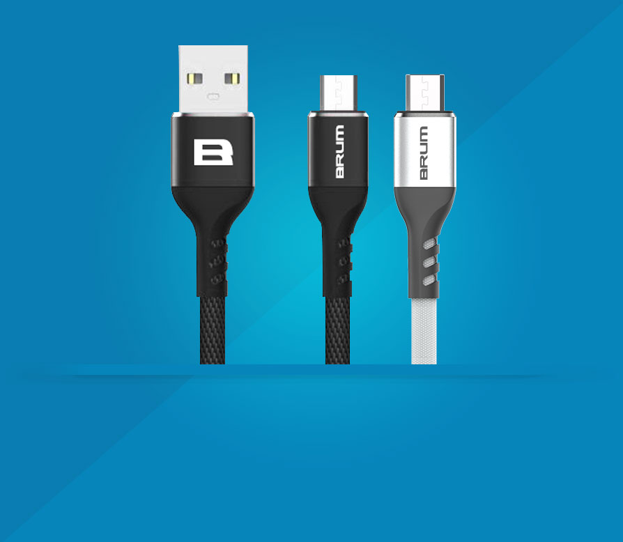 Кабель USB BRUM Flexible U009