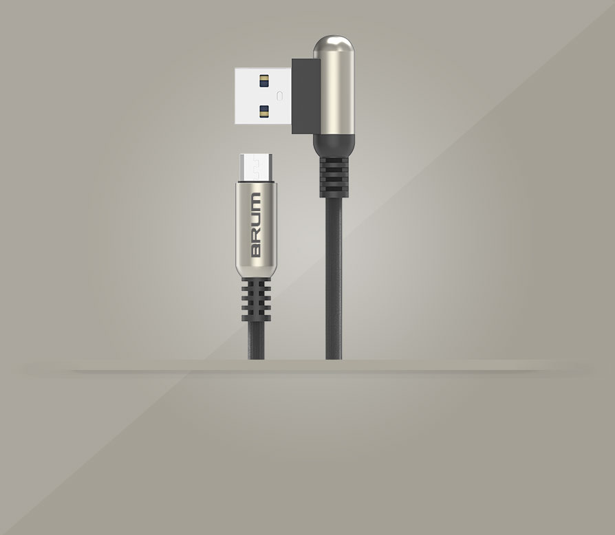 Кабель USB BRUM Flexible U011