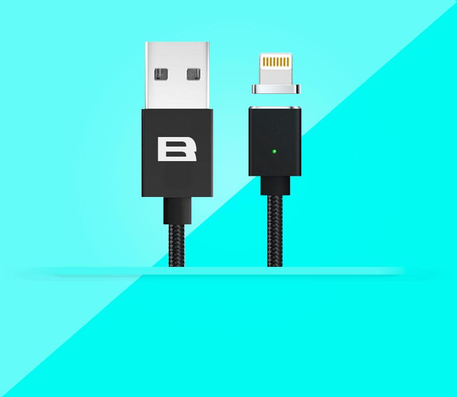 Кабель USB BRUM MAGNETIC U005