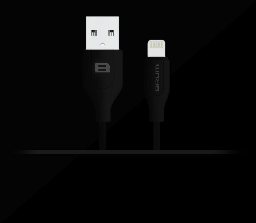 Кабель USB BRUM Classic U001