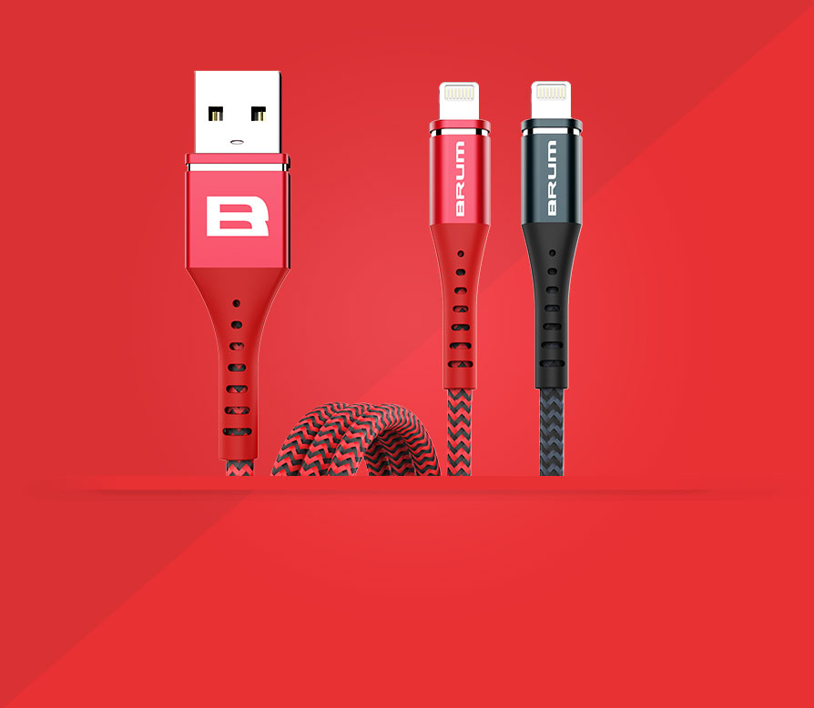 Кабель USB BRUM Flexible U003