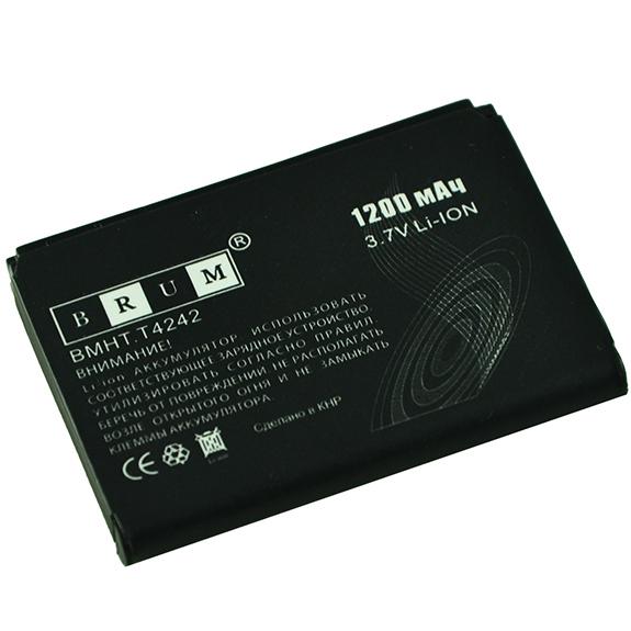 Аккумулятор Brum Premium HTC T4242 (1200mAh) JADE160