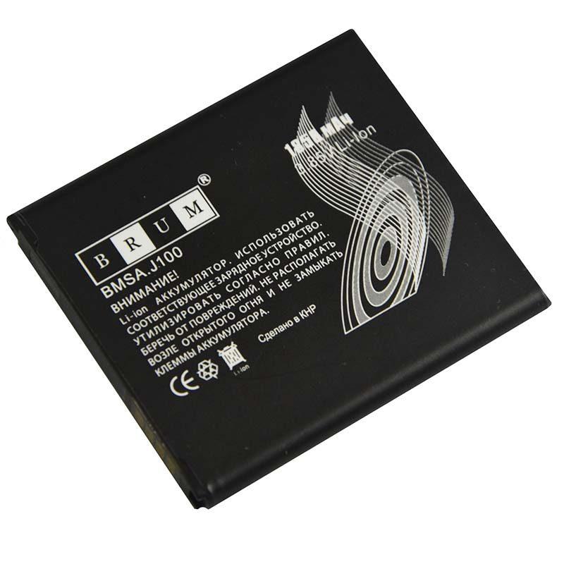 Аккумулятор Brum StandardSamsung J1 J100 (EB-BJ100СBE) (1850mAh)