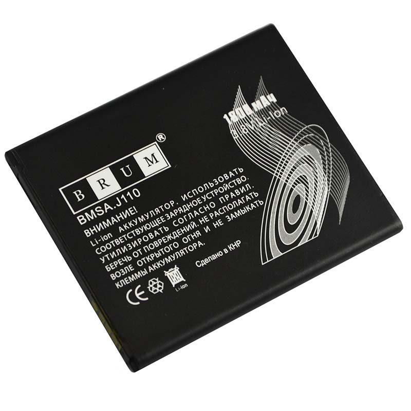 Аккумулятор Brum StandardSamsung J1 Ace J110 (EB-BJ111ABE) (1800mAh)