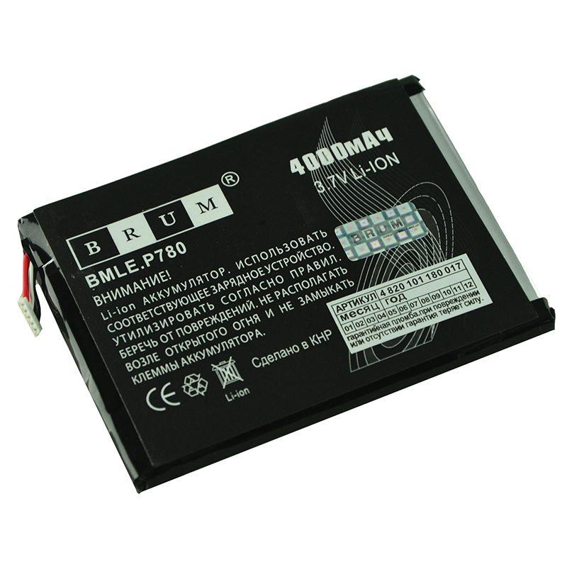 Аккумулятор Brum Standard Lenovo P780 (BL211) (4000mAh)