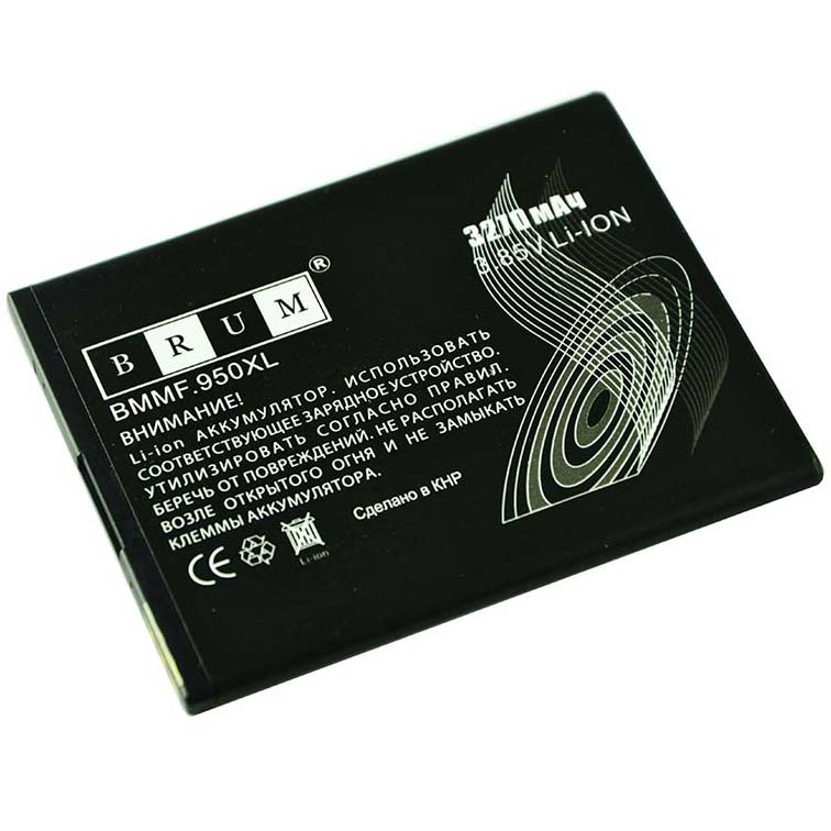 Аккумулятор Brum StandardMicrosoft Lumia 950 XL (BV-T4D) (3270mAh)