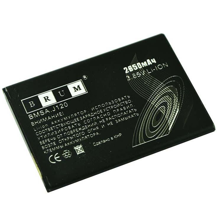 Аккумулятор Brum StandardSamsung J1 J120 (EB-BJ120BBE) (2050mAh)