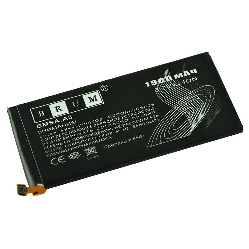 Аккумулятор Brum Standard SamsungA3 A300 (EB-BA300ABE) (1900mAh)