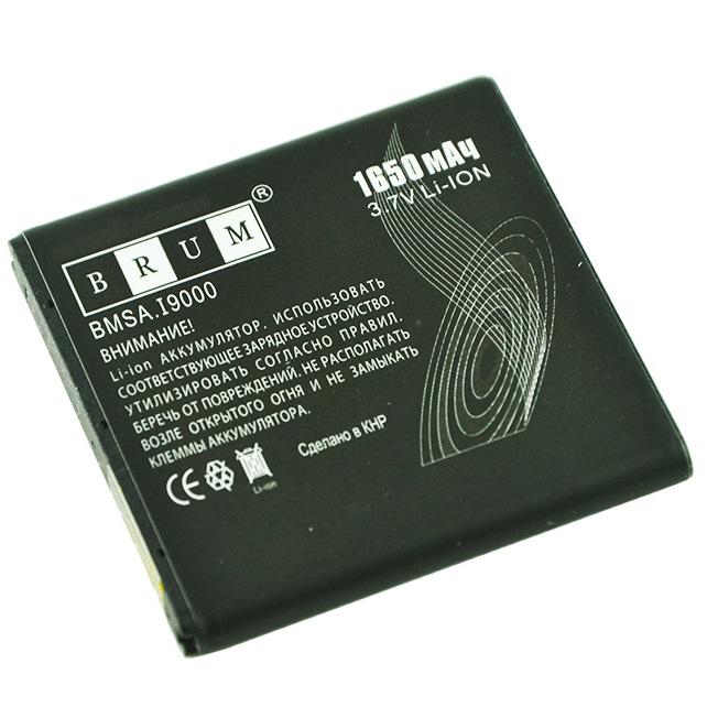 Аккумулятор Brum Standard Samsung i9000 (EB575152VU) (1650mAh)