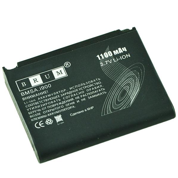 Аккумулятор Brum Standard Samsung i900 (1100mAh)