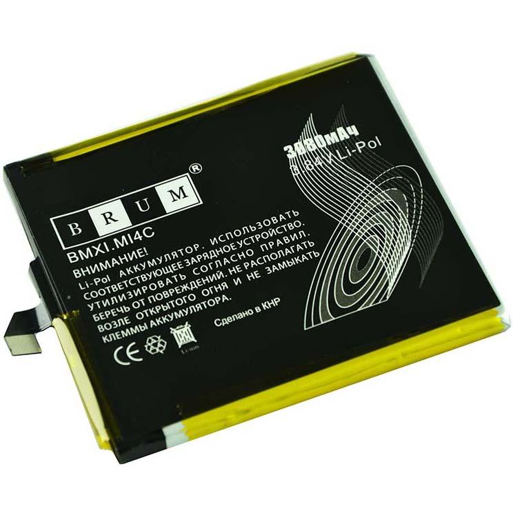 Аккумулятор Brum StandardXiaomi Mi4c (BM35) (3080mAh)