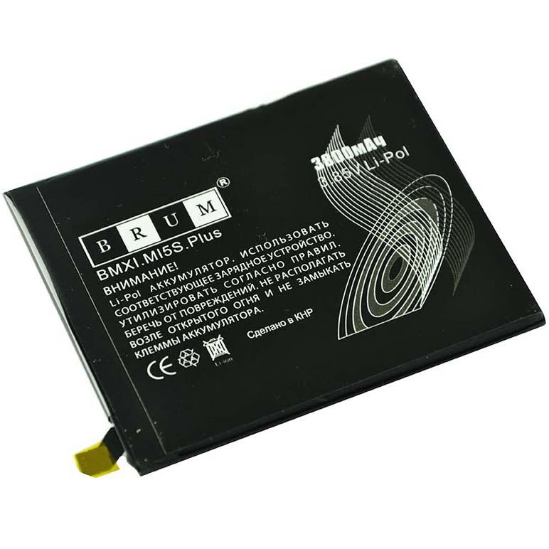 Аккумулятор Brum StandardXiaomi Mi5s Plus (BM37) (3800mAh)