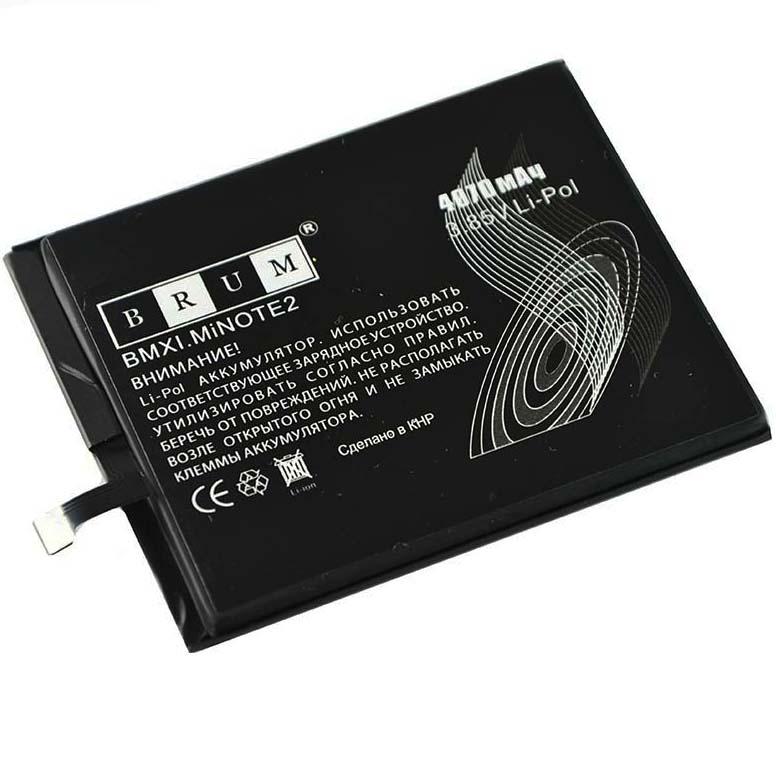 Аккумулятор Brum StandardXiaomi Mi Note 2 (BM48) (4070mAh)