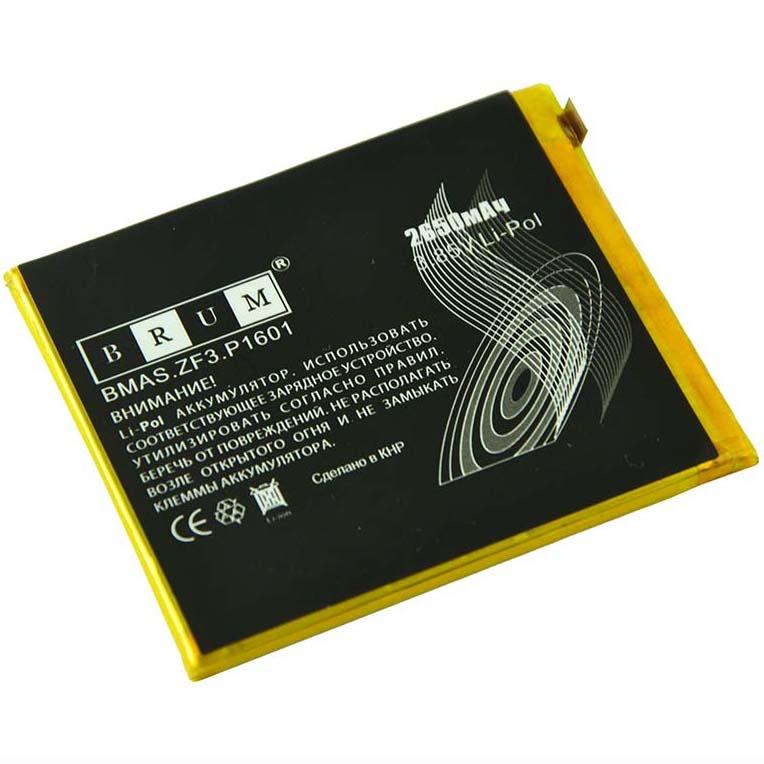 Аккумулятор Brum StandardAsus ZenFone 3 ZE520KL (C11P1601) (2650mAh)