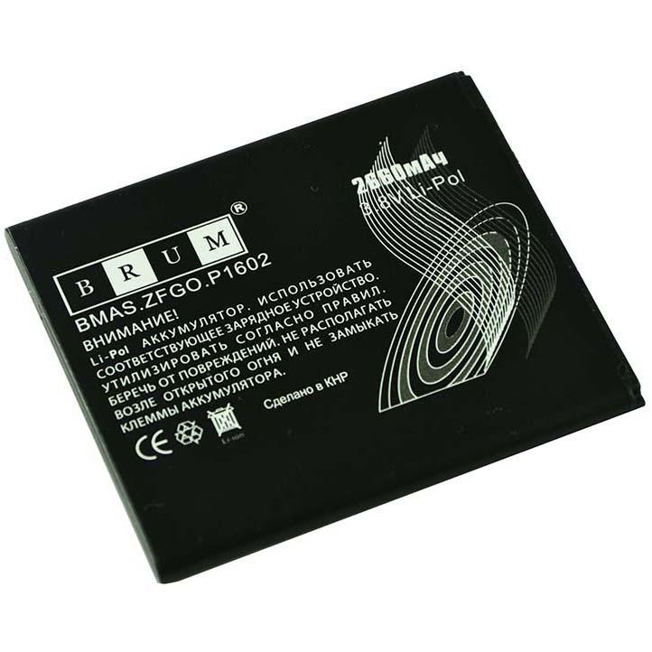 Аккумулятор Brum StandardAsus ZenFone Go ZB500KL (B11P1602) (2660mAh)
