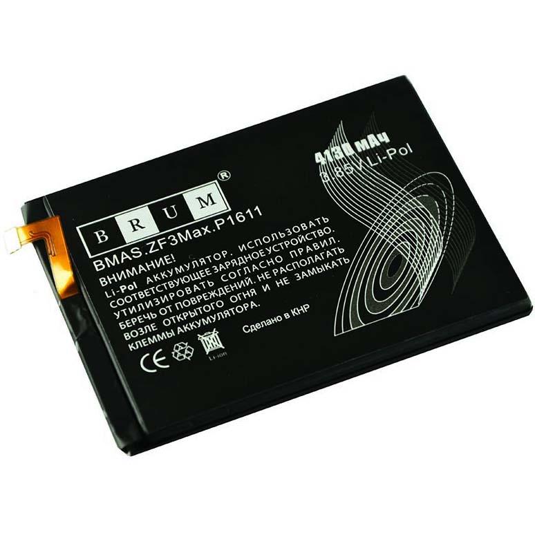Аккумулятор Brum StandardAsus ZenFone 3 Max ZC553KL (C11P1611) (4130mAh)