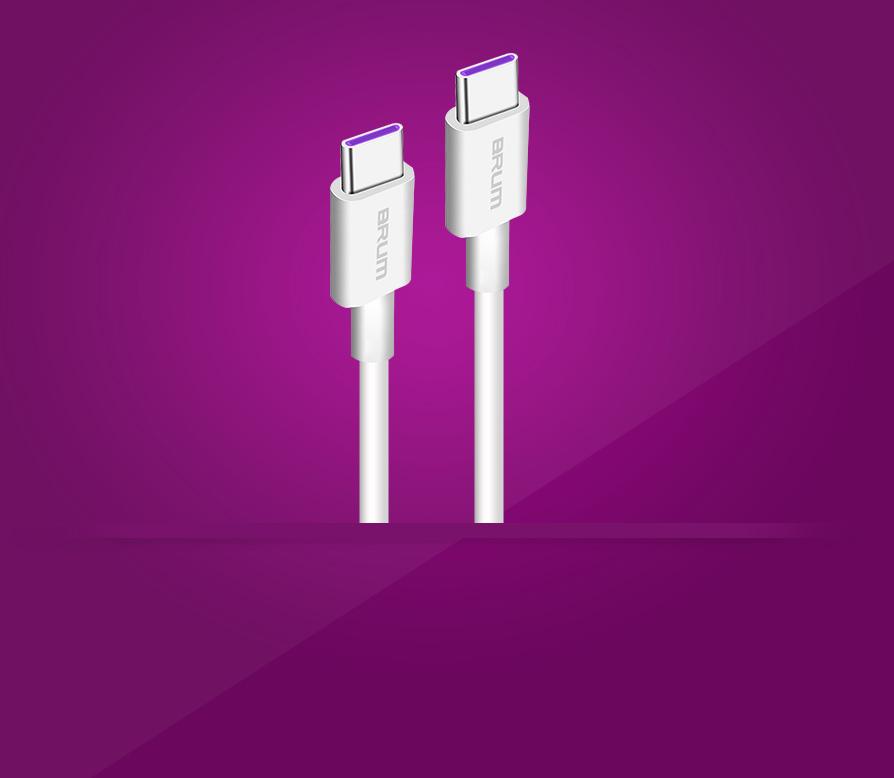 USB кабель BRUM Silicon U020t