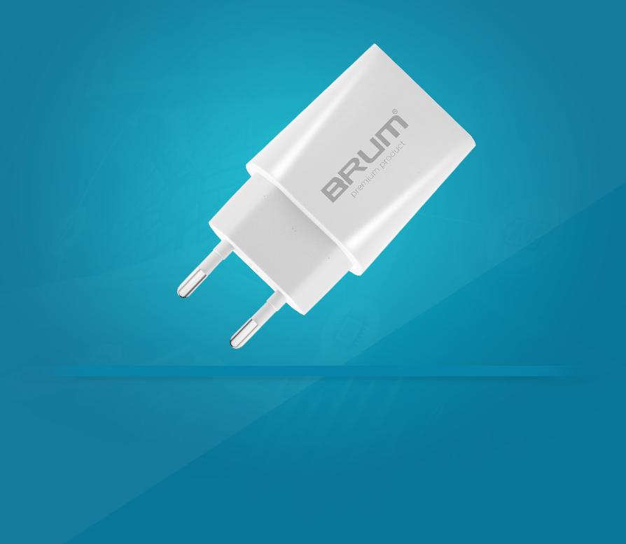 Сетевое зарядное BRUM BM-S003