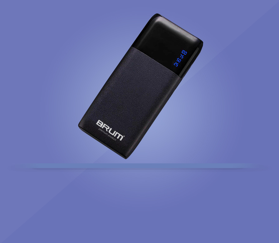 Power Bank BRUM BP008