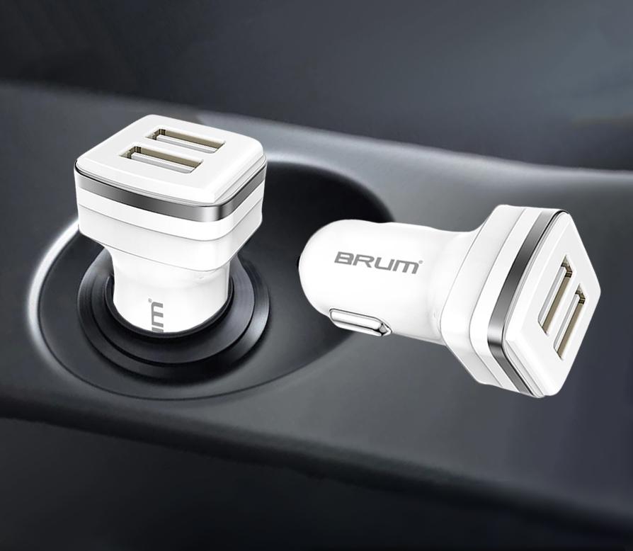 Зарядний пристрій в авто BRUM BM-A002